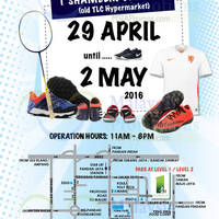 Read more about Topper Sports Warehouse Sale at 1Shamelin from 29 Apr - 2 May 2016