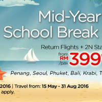 Read more about Air Asia Go fr RM399 3N (Flights + Hotels + Taxes) Packages from 9 - 15 May 2016