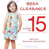 Poney's long awaited Mega Clearance is happening at The Summit Subang USJ, from 27 May - 5 Jun 2016, 10am-10pm.