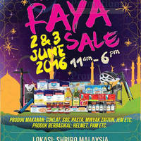 Read more about Shriro Warehouse Sale at Petaling Jaya from 2 - 3 Jun 2016