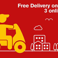 Read more about McDonald's FREE Delivery for New Customers from 1 Jun 2016
