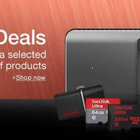 Read more about SanDisk Up To 27% Off SSDs, MicroSD, USB Flash & More 24hr Deal from 1 - 2 Jun 2016