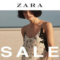 Zara Malaysia has started their Spring/Summer Sale. The sale is also available online at their official website. Shop the sale together with your friends today.
