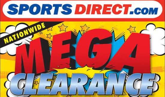 SportsDirect.com Nationwide Mega 18 Aug 2016