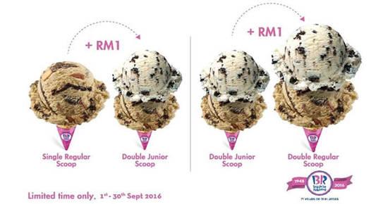 BaskinRobbins RM1 Feat 1 Sep 2016