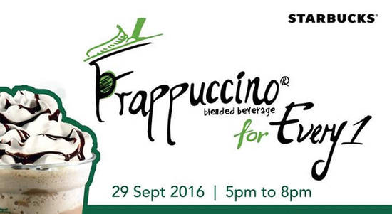 Starbucks Feat 29 Sep 2016