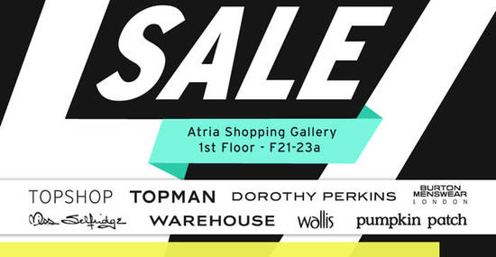 F3 Warehouse Sale Feat 20 Oct 2016