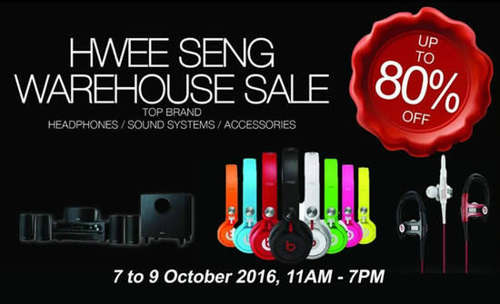 Hwee Seng Warehouse Feat 5 Oct 2016