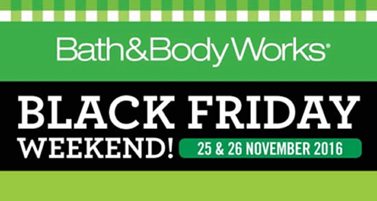Bath Body Works Feat 25 Nov 2016