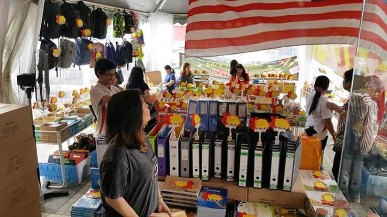 Becon Stationery Warehouse Sale At Kota Kemuning  U0026 Taman
