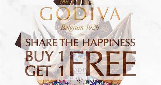 Godiva Feat 9 Nov 2016