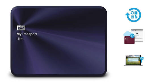Western Digital Ultra 4TB Metal Edition