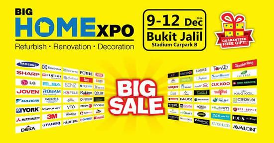 BIG HOME Expo feat 7 Dec 2016