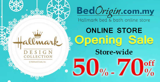 Hallmark Bed Bath feat 9 Dec 2016