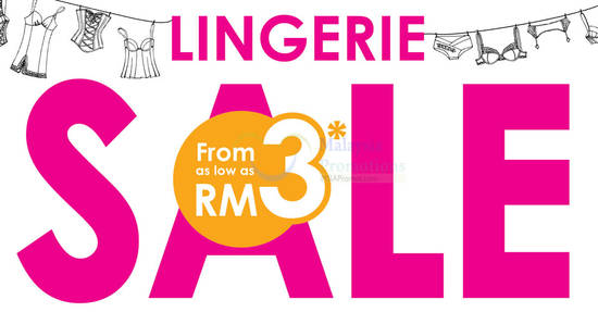 XIXILI Lingerie Sale Feat 1 Dec 2016