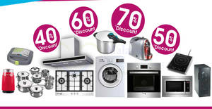 Fagor Home Appliances 4-days big sale at Shah Alam from 24 – 27 Jan 2017