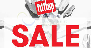 FitFlop sale at Pearl Point! From 24 – 26 Nov 2017