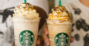 Starbucks offers two Venti beverages for RM25 every Wednesday from 8 – 29 Mar 2017