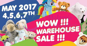 NICI Malaysia toys warehouse sale – Up to 90% OFF! From 4 – 7 May 2017