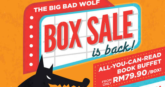 Big Bad Wolf feat 16 May 2017