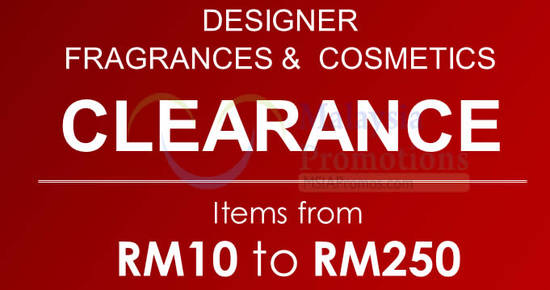 Designer Fragrances Cosmetics feat 2 May 2017