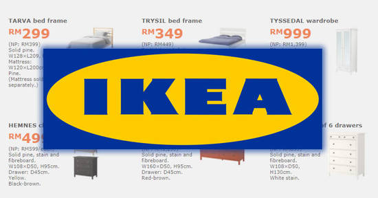 IKEA feat 10 Jul 2017