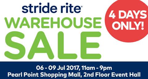 Stride Rite feat 8 Jul 2017