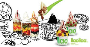 llaollao: 33% off medium & large tubs & Sanums for one-day only on 16 Aug 2017