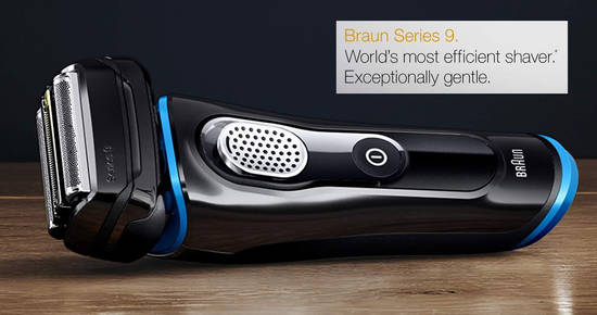Braun Series 9 9240s feat
