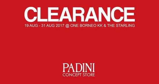 Padini feat 17 Aug 2017