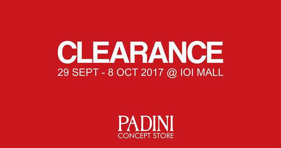 Padini feat 27 Sep 2017