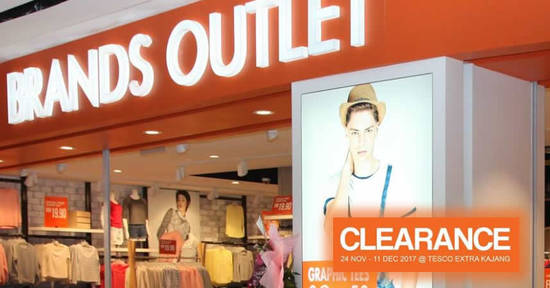 Padini Brands Outlet feat 22 Nov 2017