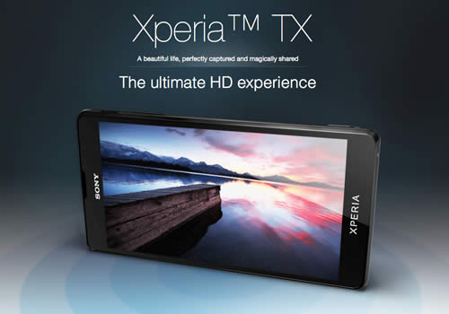 Featured image for Sony Xperia TX Features & Price @ Senheng 28 Jan 2013