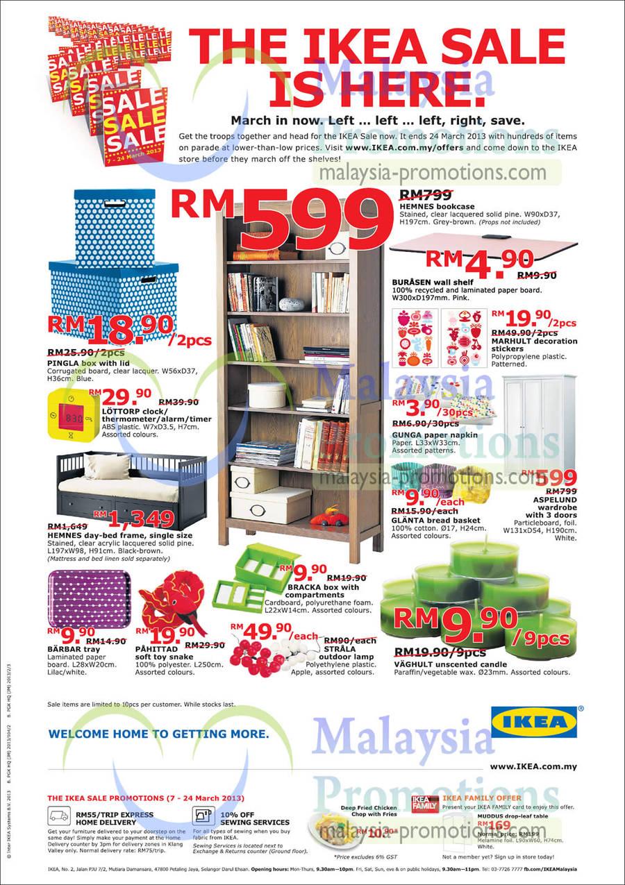 IKEA 14 Mar 2013