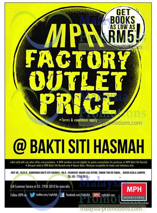MPH Factory 15 May 2013
