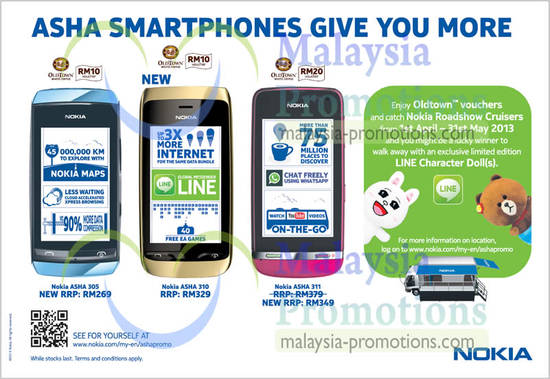 Nokia 11 May 2013