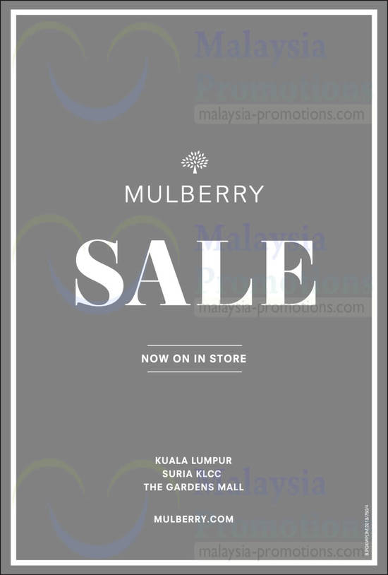 Mulberry 21 Jun 2013