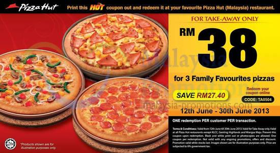 Pizza Hut 11 Jun 2013