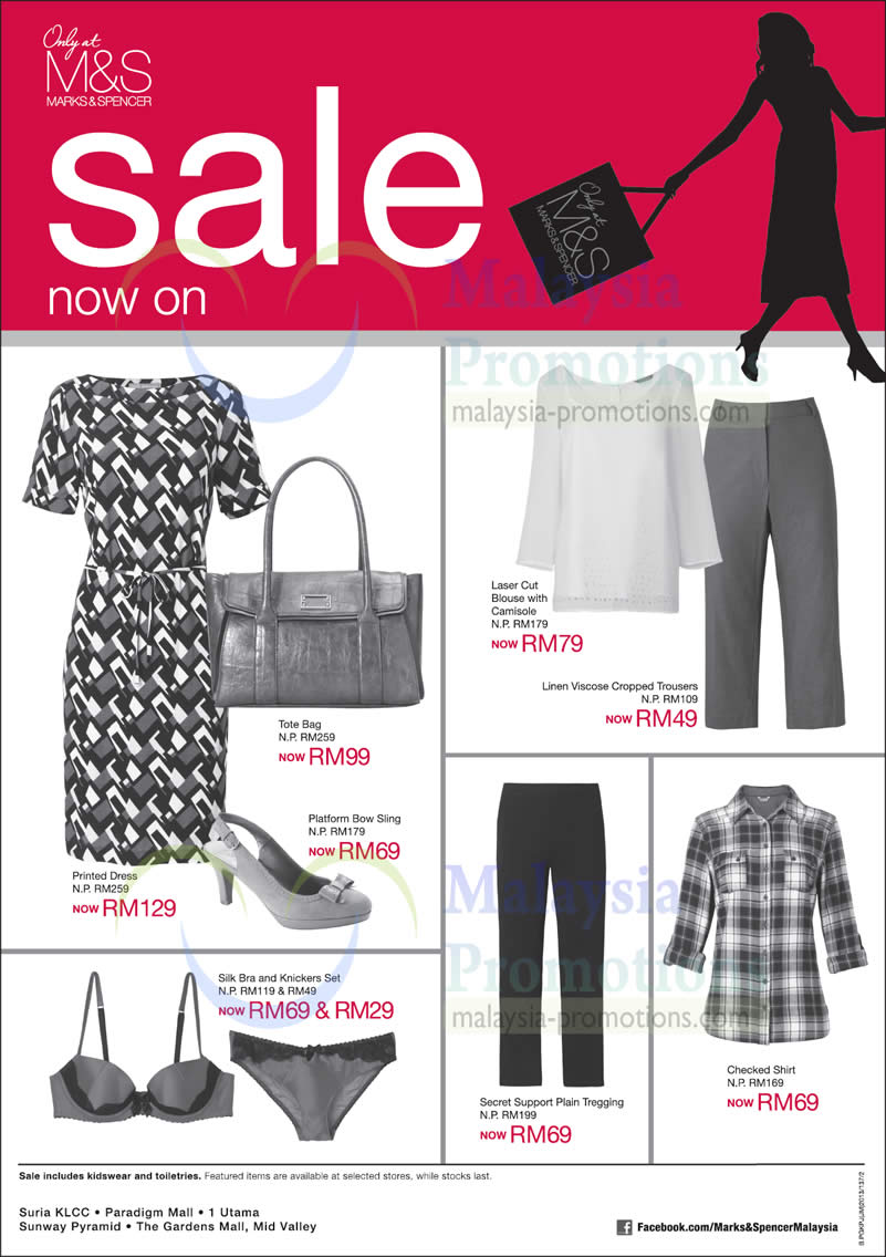 Marks Amp Spencer Sale Now On Further Reductions 14 Jun 2013