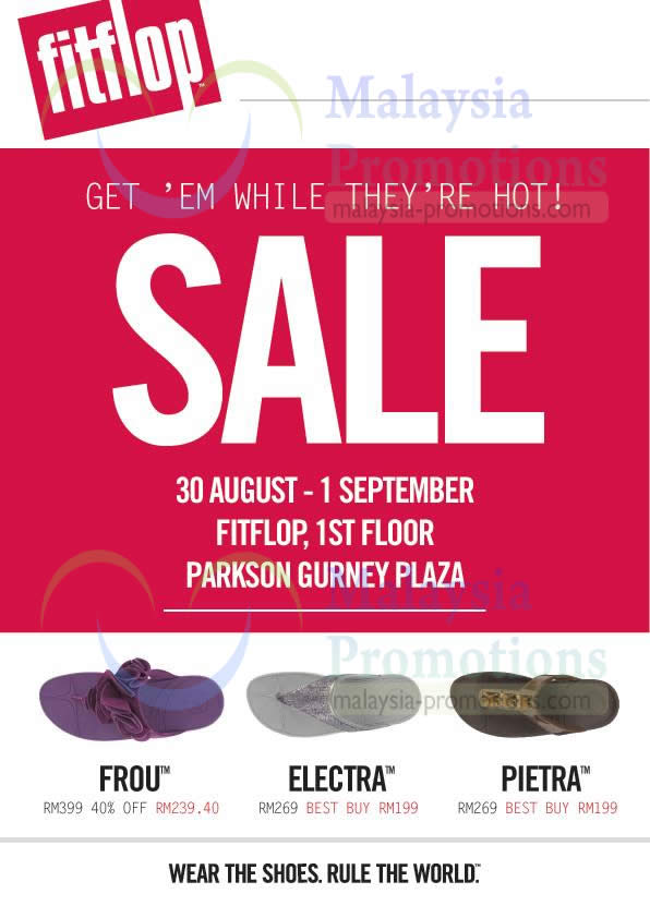 new style 463a6 043c7 Fit Flop 29 Aug 2013 » FitFlop SALE Up To 40% Off @ Gurney ...