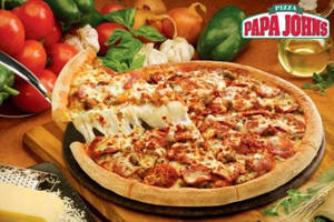 Featured image for (Over 9000 Sold) Papa John's Pizza 50% Off RM20 Cash Voucher @ 31 Outlets Klang Valley, Ipoh & Melaka 3 Apr 2015