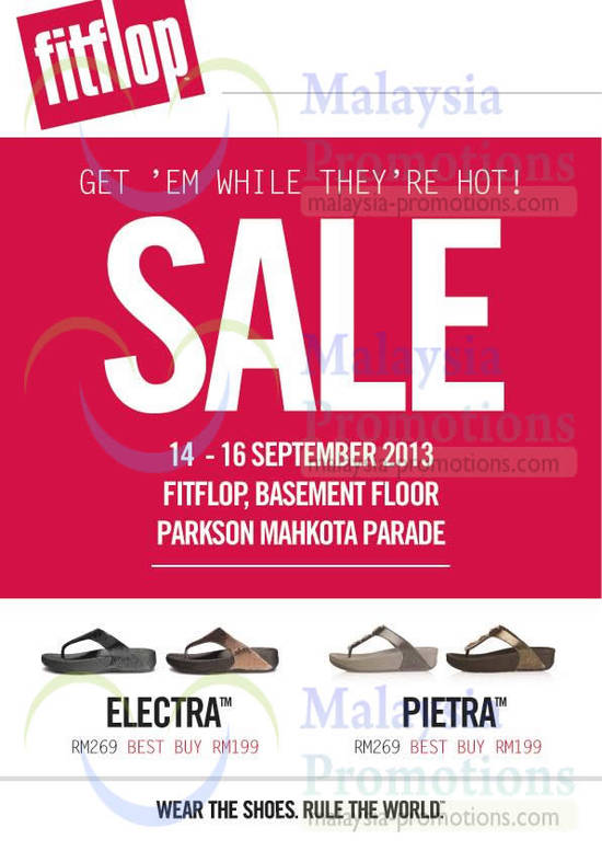 FitFlop 13 Sep 2013