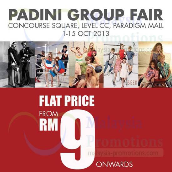 Padini Flats 30 Sep 2013
