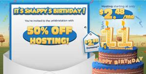 Featured image for DreamHost Web Hosting $1.60/mth Black Friday Promo 30 Nov – 1 Dec 2013