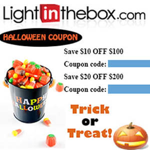 Featured image for LightInTheBox $10 Off Coupon Code 30 – 31 Oct 2013