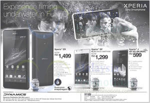 Featured image for Sony Xperia Smartphones Offers 29 Oct 2013