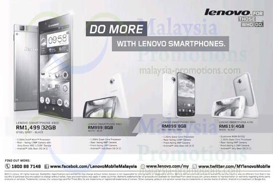 Lenovo 31 Oct 2013