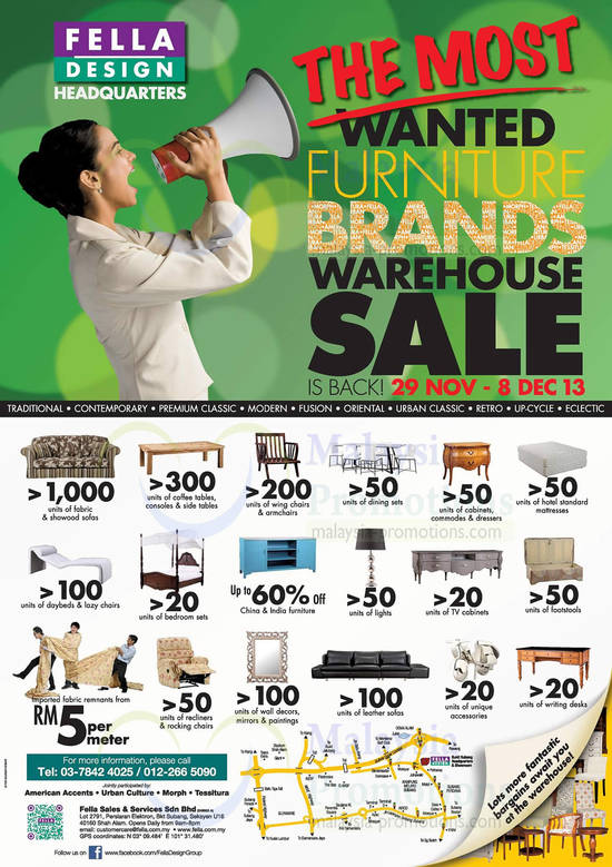 4 Dec Furniture Items on Sale, Sofa, TV Cabinets, Stools, Dining Set