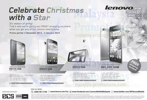 Featured image for Lenovo Smartphone Offers Price Lsit 18 Dec 2013