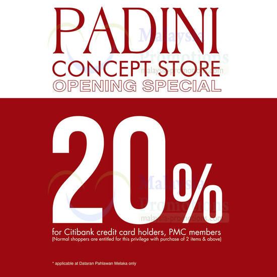 Padini 13 Dec 2013
